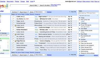 Gmail como centro de productividad personal