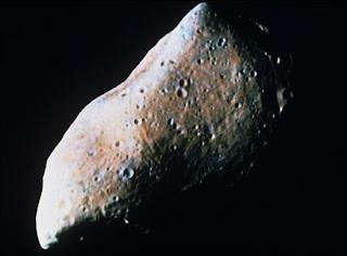 La NASA reduce la probabilidad de impacto del asteroide Apofis en la Tierra en 2036