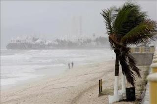 La tormenta Rick afectará a dos estados del noroeste de México
