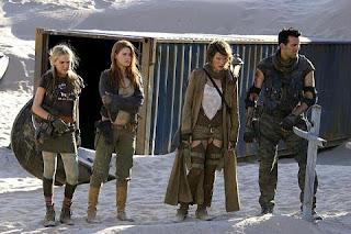 Detalles de Resident Evil: Afterlife