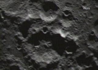 La NASA concluye con éxito sus impactos en la Luna