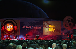 Ceremonia de inauguración del Congreso Internacional de Astronáutica. EFE