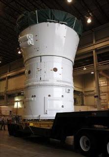 La prueba del cohete Ares, un primer paso en el retorno del hombre a la Luna