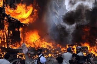 Los talibanes causan una matanza en Pakistán. AFP