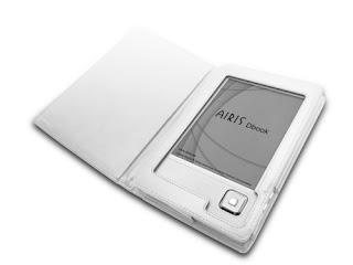 Airis Dbook EB001, otro libro electrónico