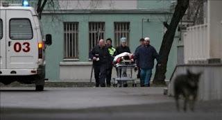 Asciende a 112 el número de muertos en el incendio de un club en Rusia