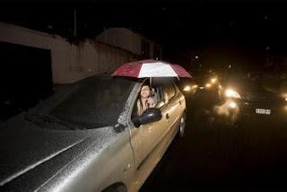 El volcán Pacaya se enfurece en Guatemala. AP