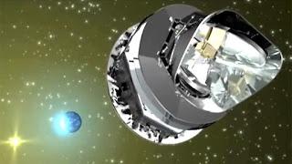 La misión del Herschel es estudiar cómo se forman las estrellas y las galaxias