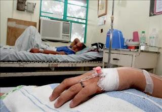 Un brote de dengue en Delhi suma 1.857 casos, cinco de ellos mortales