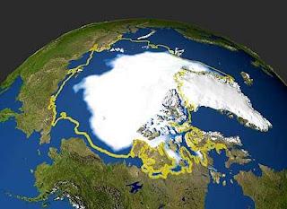 El cambio climático permitirá explotar el Ártico