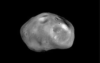 La luna de Marte, Fobos, pudo ser creada por una explosión