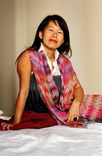 La escritora Kim Thúy publica Ru, una historia sobre sus recuerdos de infancia. ÁLVARO GARCÍA