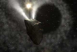 El cometa Hartley y Júpiter, se podrán observar en octubre