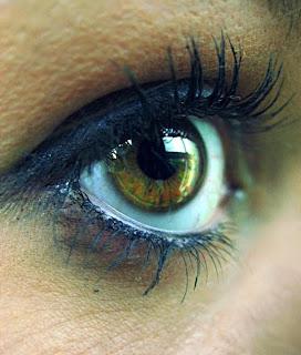 oog turkse vrouw