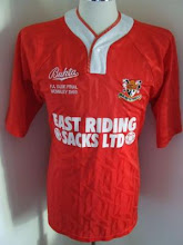 1993 FA Vase Final shirt