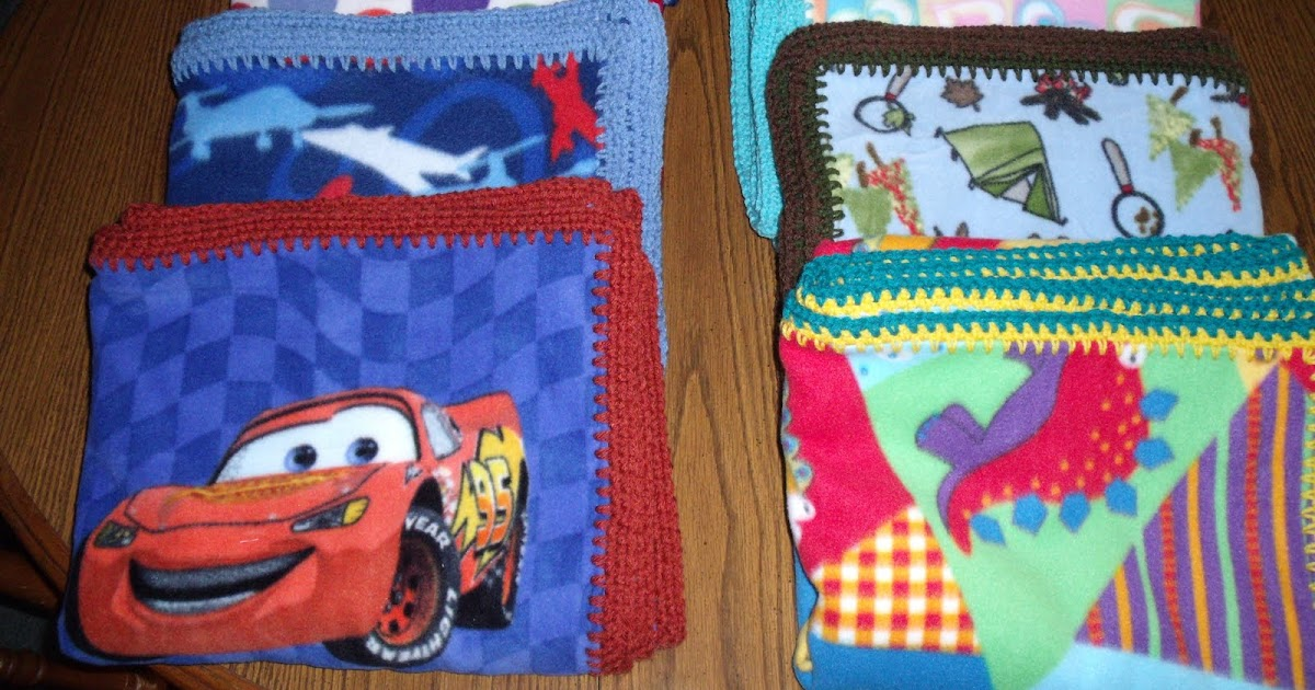 Loose Threads Project Linus Blankets