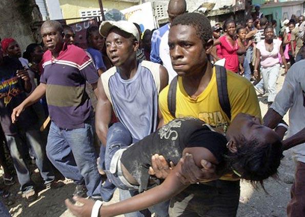 Um Canto para o Haiti