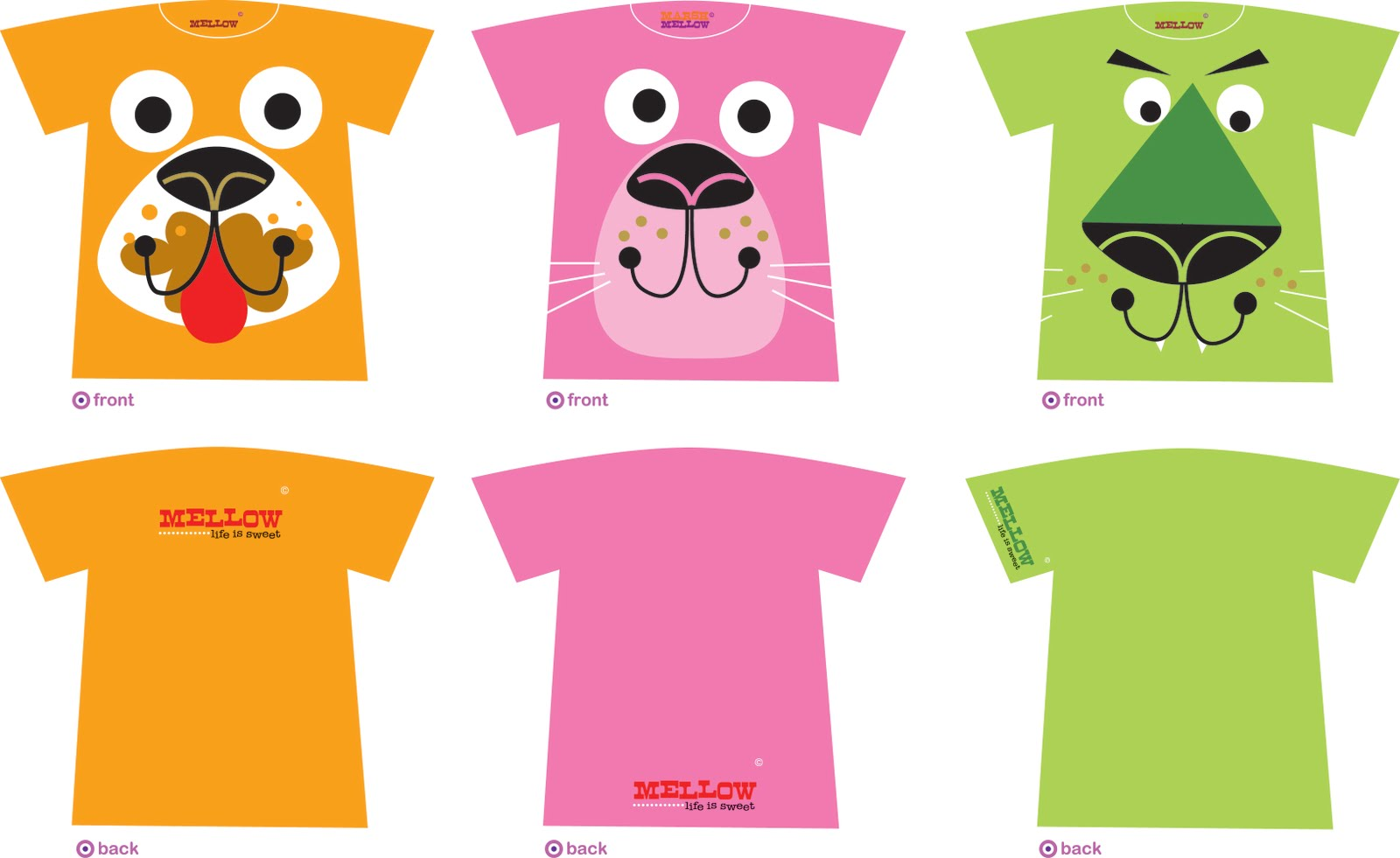these are some of my kids t shirt designs from my 39 marsh mellow 39 range