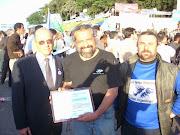VGM de Vialidad Nacional, Alberto Gaffuri y Andrés Matossian. gaffuriyo