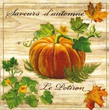 sabores de otoño