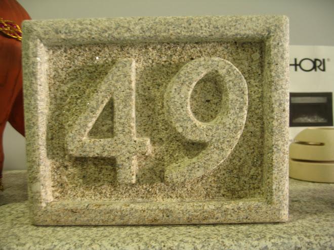 Numero de casa