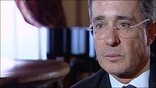 Alvaro Uribe en la BBC