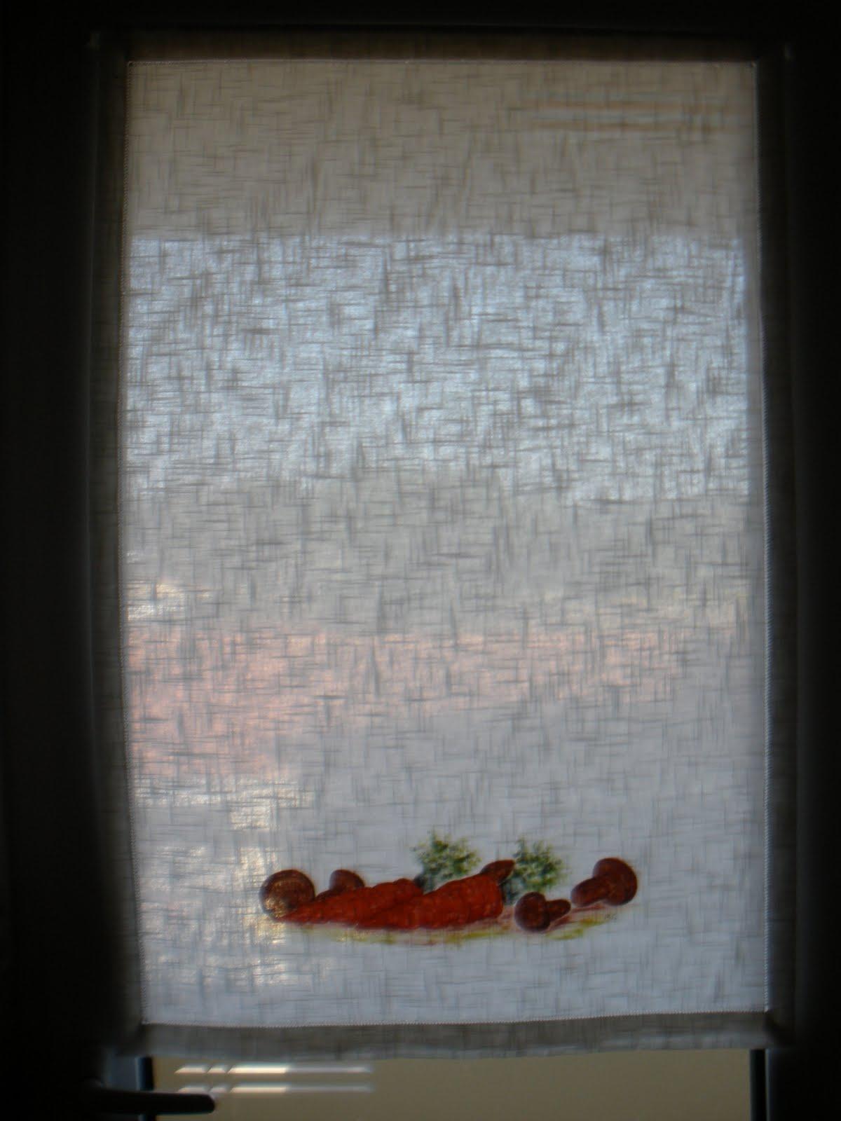 Moment Arte Pintura De Tecido Conjunto De Cortinas Para Cozinha
