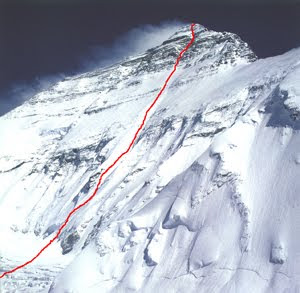 Everest Parete Nord