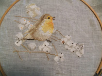 Cross-Stitch WIP