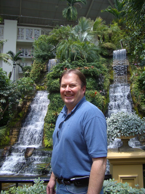 Roger at Opryland