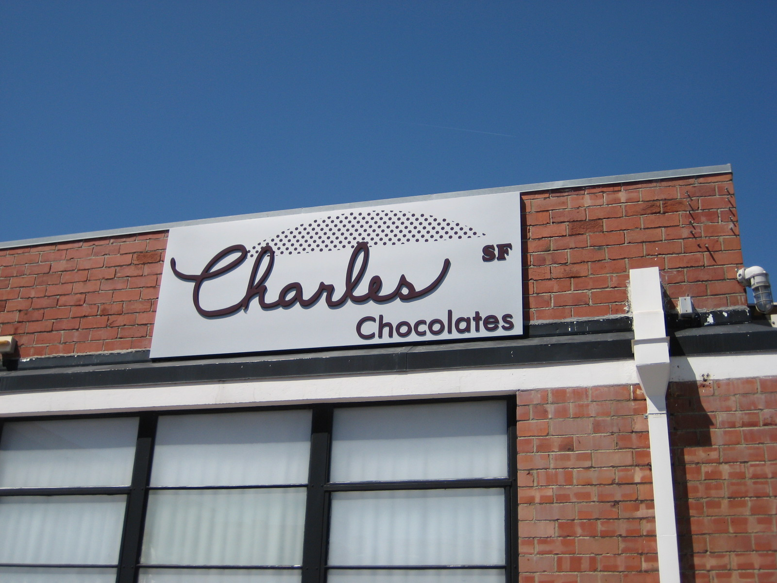 meandering eats: Charles Chocolates: A Real Life Chocolate Factory
