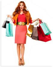 Consumismo compulsivo é uma droga!!