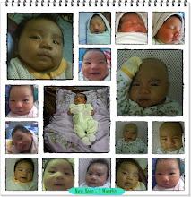Haziq ( New Born - 2 Mon )