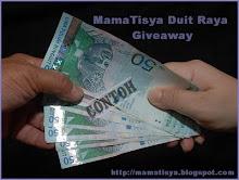 MamaTisya Duit Raya Giveaway