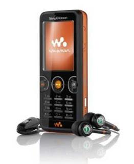 Harga Sony Ericsson W610i