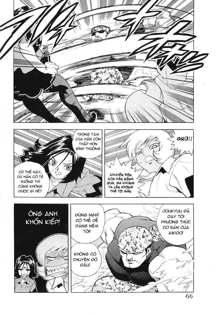 Aiki chap 45 - Trang 10