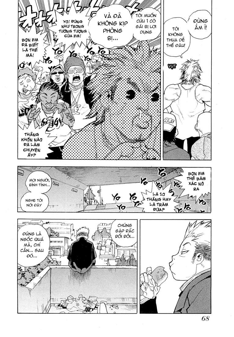 Aiki chap 45 - Trang 12