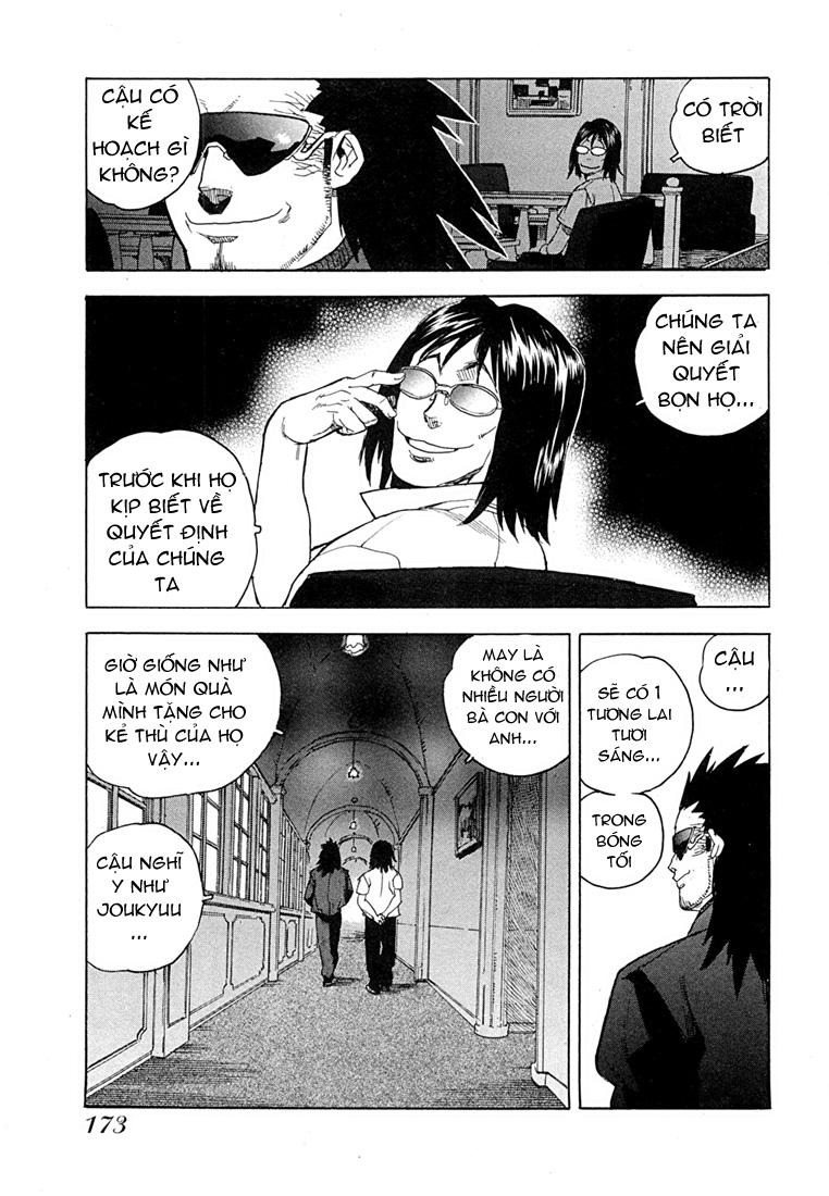 Aiki chap 49 - Trang 22