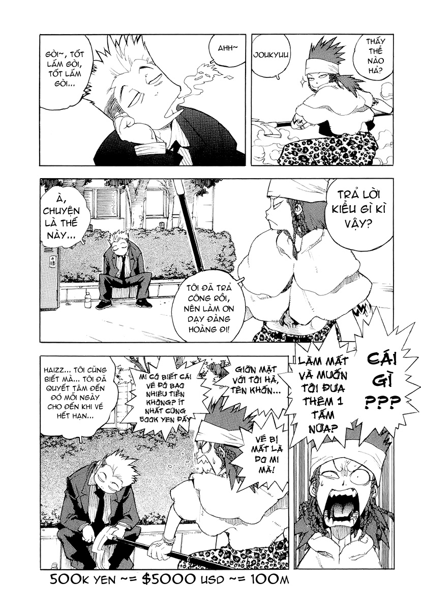 Aiki chap 42 - Trang 4