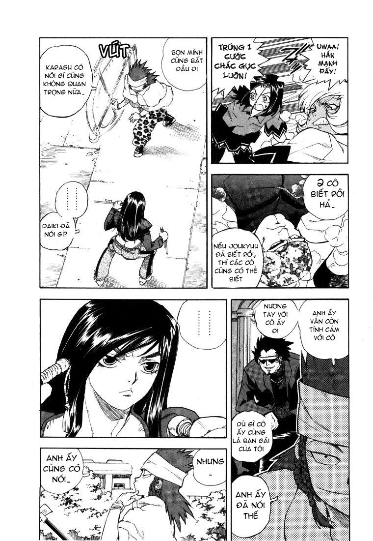 Aiki chap 44 - Trang 24