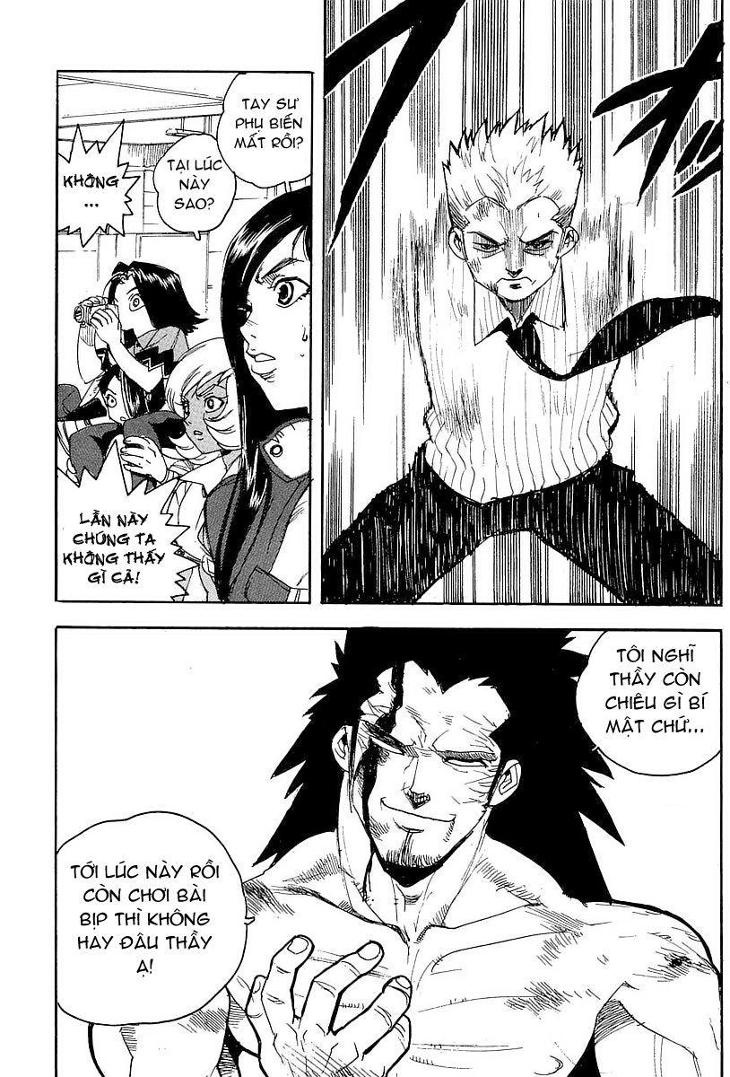 Aiki chap 53 - Trang 8