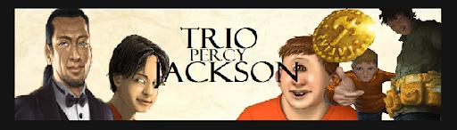 Trio Percy Jackson