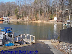 Buy land and launch your boat from here....