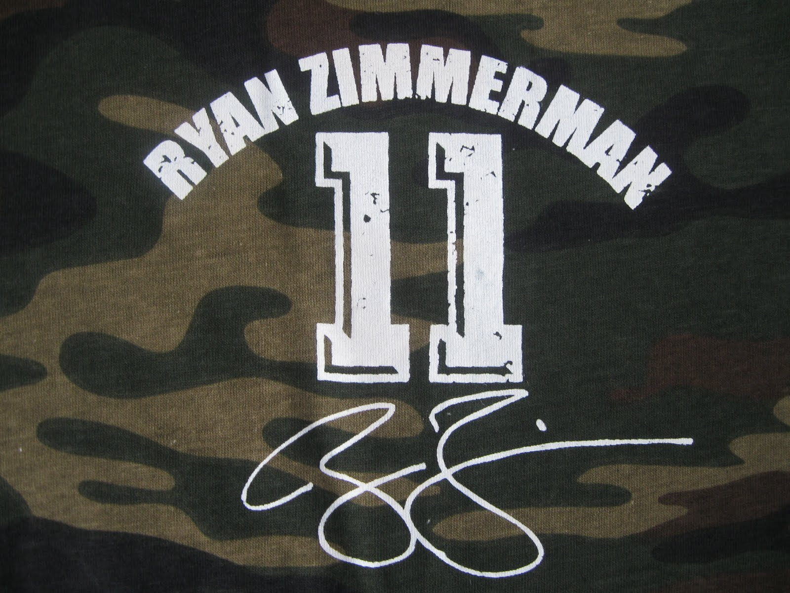 In an effort to assist severely injured members of our armed forces, Our Washington Nationals Ryan Zimmerman has teamed up with The Wounded Warrior Project ...
