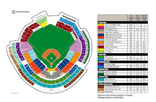 Nats Park Stadium Seating Chart The Capital Conjecture