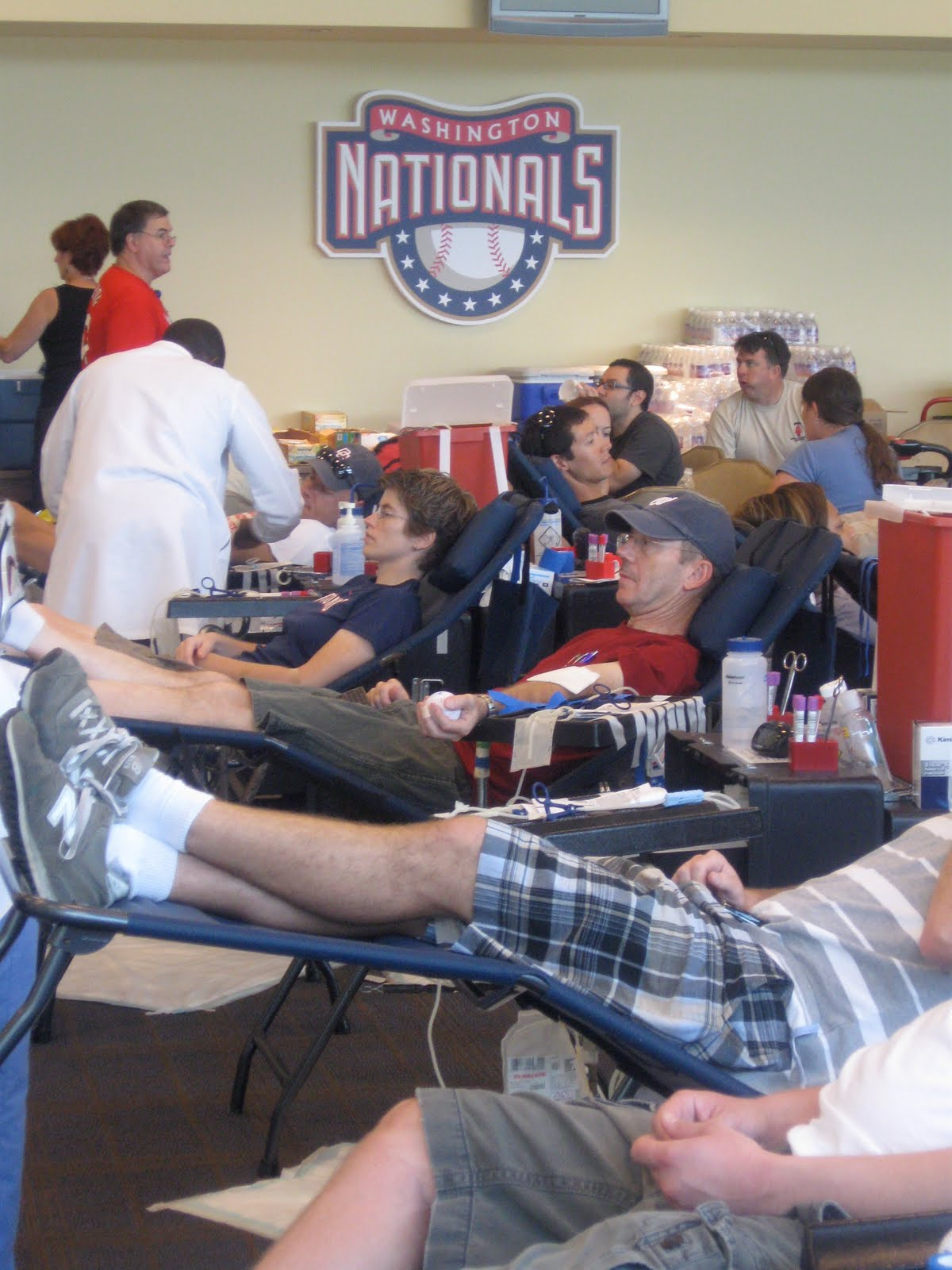Nats320 -- A Washington Nationals Blog: 2010 INOVA Blood ...