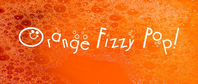 Orange Fizzy Pop!