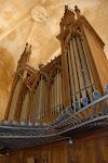 orgue de Santa Maria d'Andratx