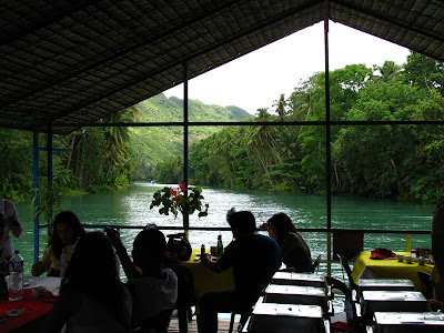 Loboc River Cruise in Bohol at Amorita Resort