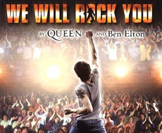 We Will Rock You Singapore
